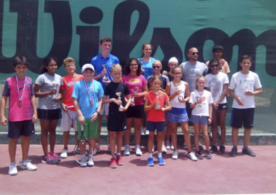 Winners of PSS Intermediate tournaments, founded and organized by Milos Milunovic