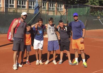 34 Match play week in Belgrade in 2016