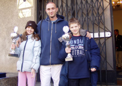 7.Serbian U10 champions for 2005 season