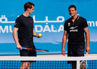 8.Filip Novakovic with Murray in 2014