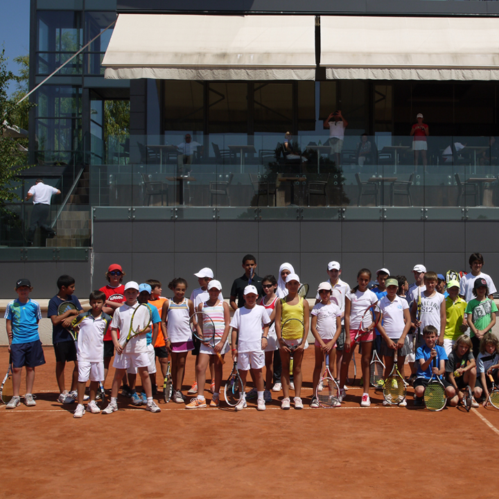 Tennis camps